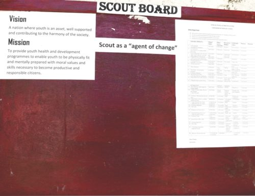Why attending a workshop about Change: Become a Scout of Change